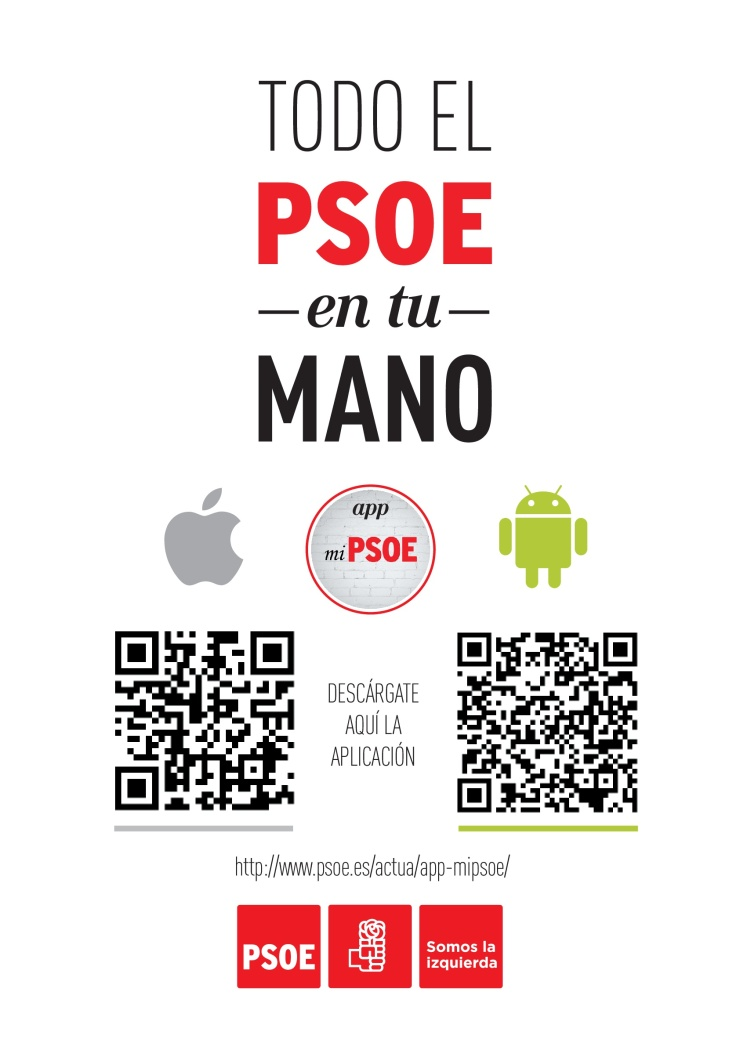 Cartel app movil miPSOE (1)-001