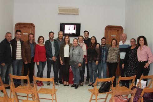 Encuentro de NIRA Fierro con el PSOE TIAS (1)