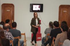 Encuentro de NIRA Fierro con el PSOE TIAS (29)