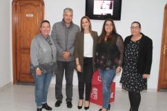 Encuentro de NIRA Fierro con el PSOE TIAS (3)