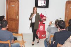 Encuentro de NIRA Fierro con el PSOE TIAS (32)