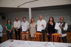 Pacto Ayt. de Tías PSOE,Lava y Podemos (8)